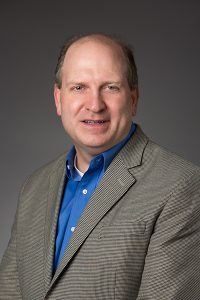 BMI Program Director William Hogan, a professor in the College of Medicine, Department of Health Outcomes and Policy.