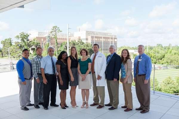 Leadership of the UF Personalized Medicine Program