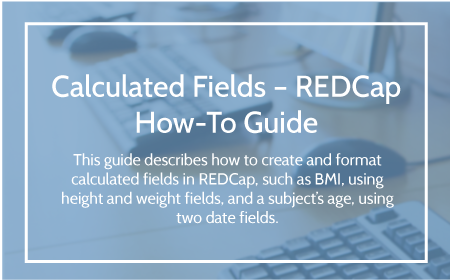 Calculated Fields User Guide