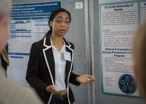 Presenter at CTSI Research Day