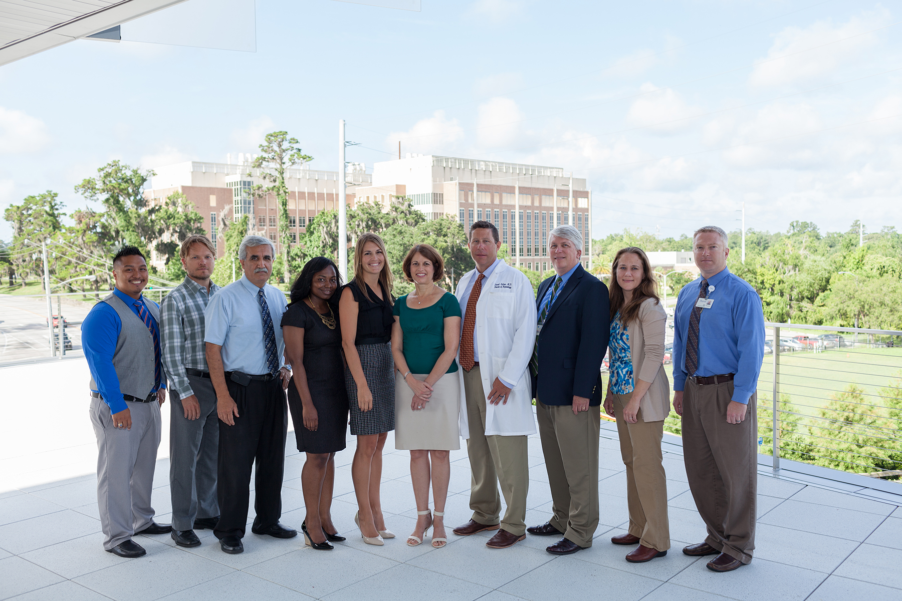 Leadership of the UF Personalized Medicine Program