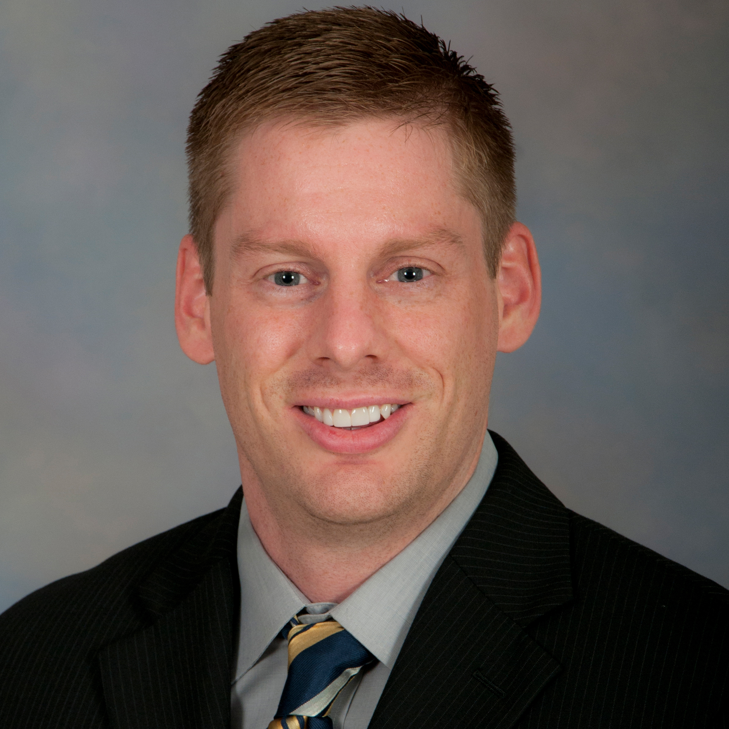 Thomas Buford, Ph.D., Assistant Professor and Director, Health Promotion Center