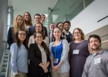 TL1 Trainees at the 2018 CTSI Research Day