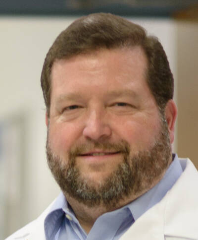 Photo of Dr. Chris McCurdy