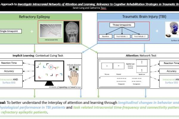 A TL1 Team Approach to a Multimodal Investigation of Attention and Implicit Learning: Network Level Mechanisms and Cognitive Rehabilitation in Traumatic Brain Injury