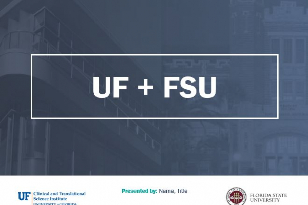 UF-FSU Template preview image for standard dimensions