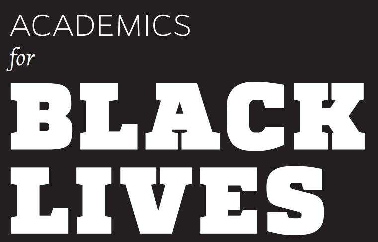 Academics for Black Lives