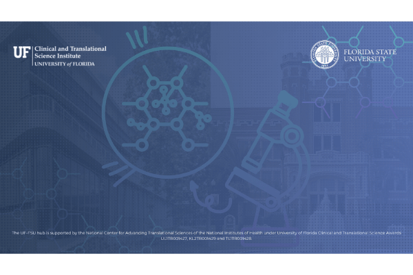 UF-FSU CTSA hub Zoom background version 2