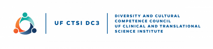 UF CTSI DC3 horizontal logo